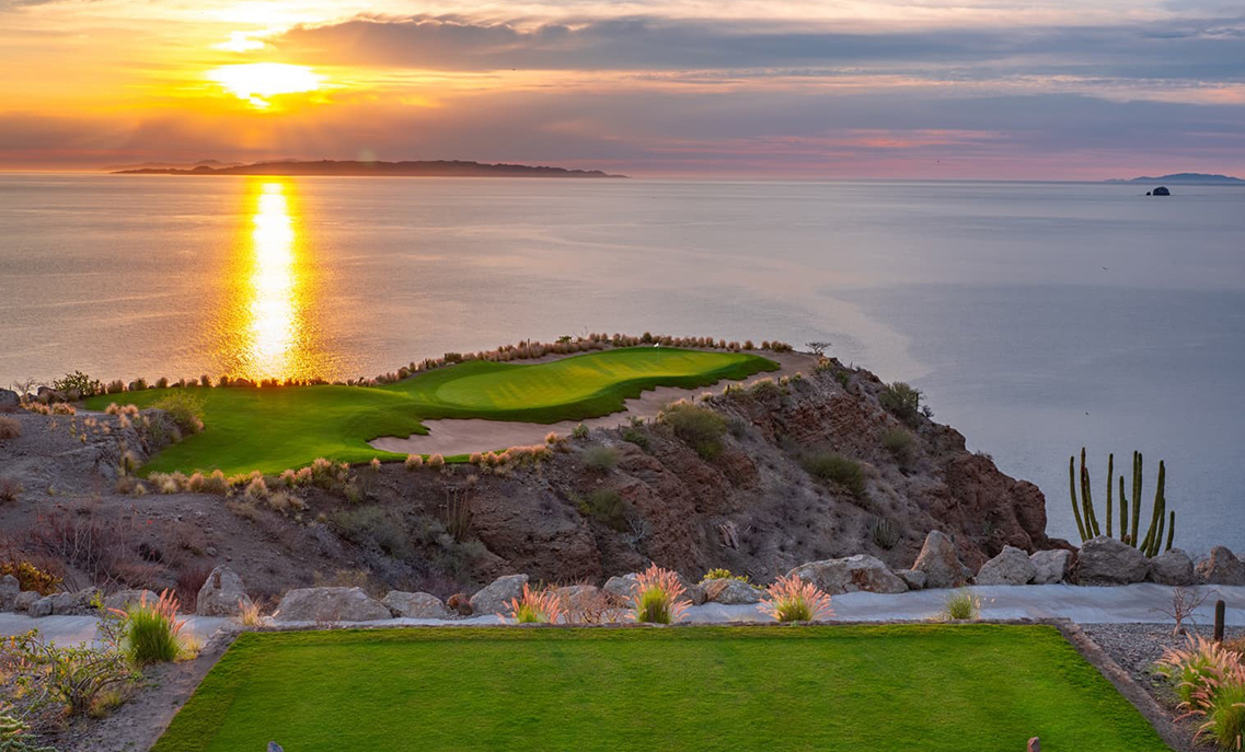 TPC Danzante Mexico Best Golf Course