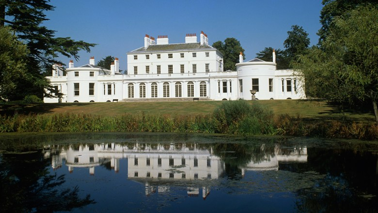 Frogmore House at Windsor Castle