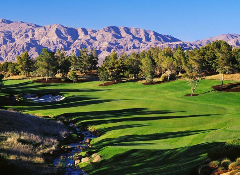 Shadow Creek Las Vegas Golf Course