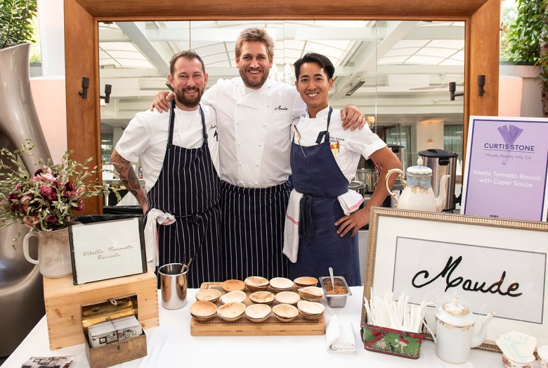 James Beard Winner Chef Curtis Stone