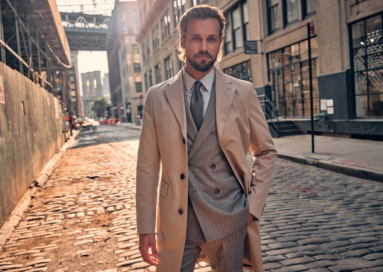 Indochino custom tailored suits online