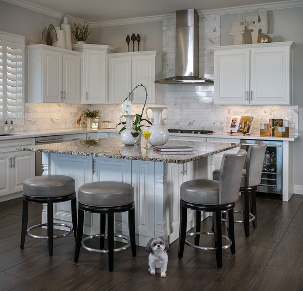 La Maison Interiors Scottsdale Kitchen