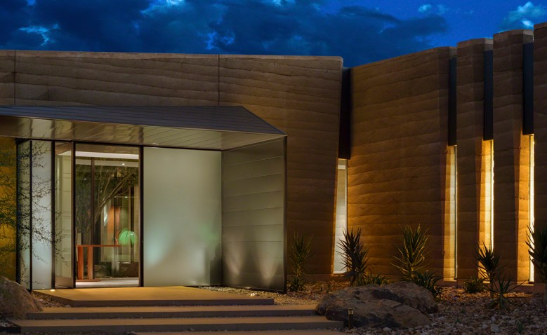 Modern Home Desert Star Contruction
