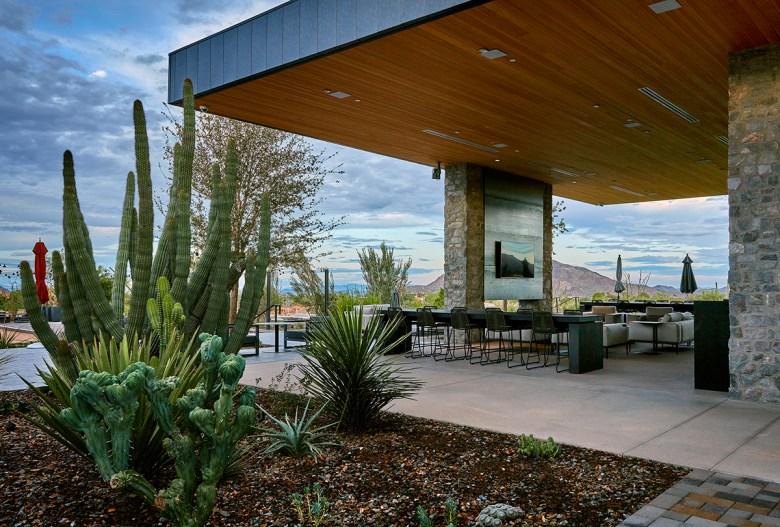 Seven Desert Mountain golf course custom home
