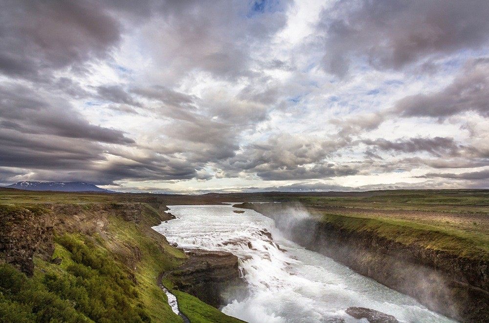 Best scenery in Iceland