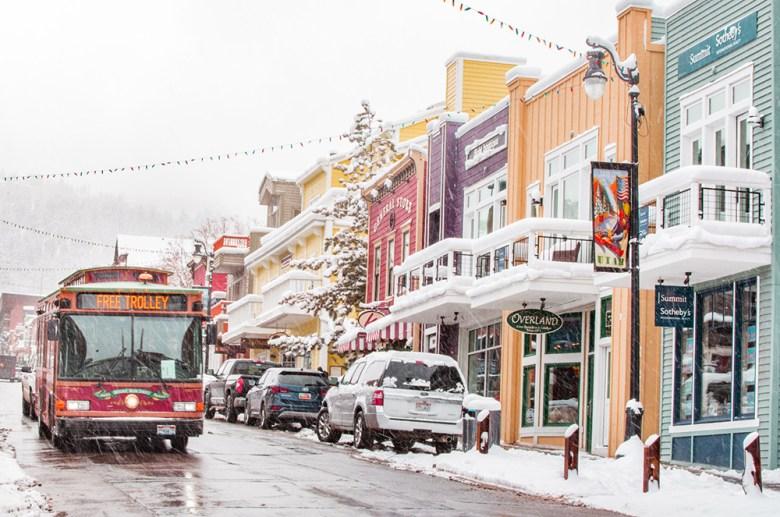 Deer Valley Utah luxury ski resort
