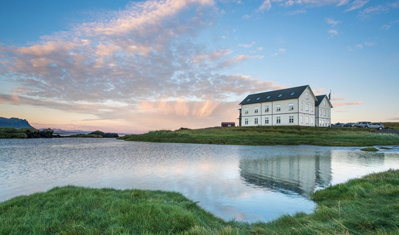 Hotel Budir best scenery in Iceland
