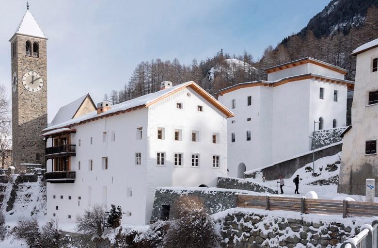 Muzeum Susch Switzerland