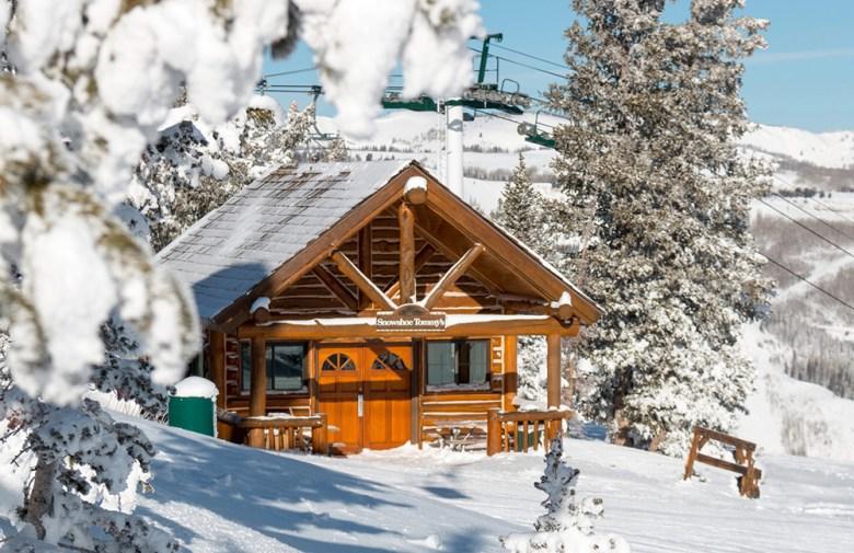 Snowshoe Tommy Deer Valley Ski Resort