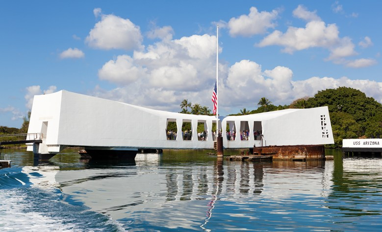 USS Arizona Pearl Harbor National Memorial