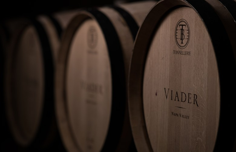 Viader Winery Napa Valley California