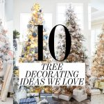 10 Elegant Christmas Tree Decorating Ideas Iconic Life