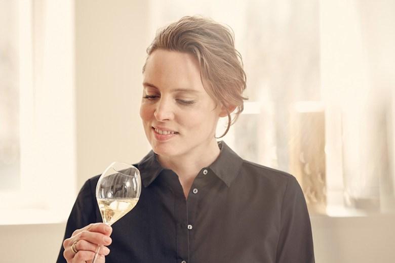 Champagne tasting Vitalie Taittinger