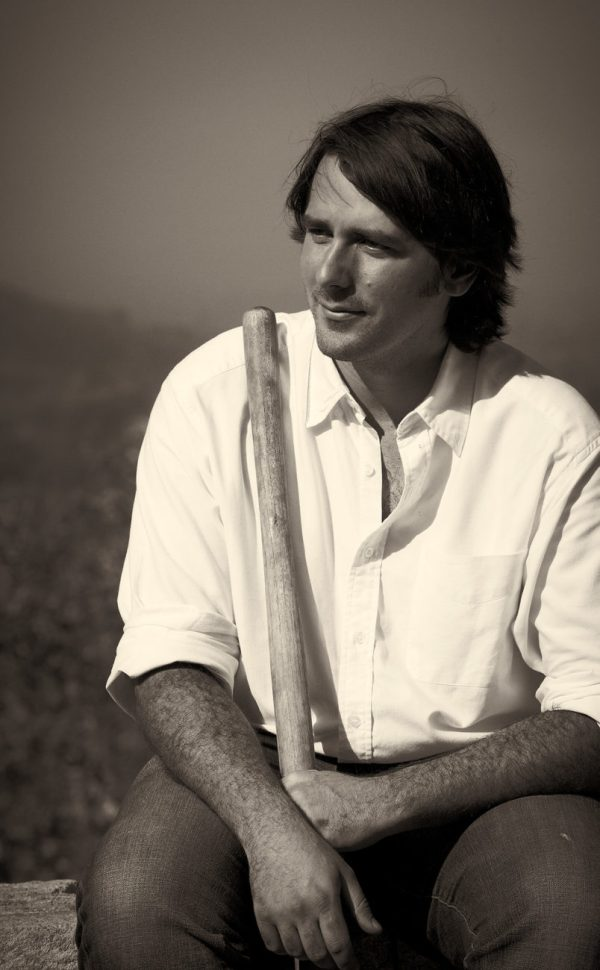 Christian Palmaz of Palmaz Vineyards