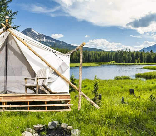 Collective Yellowstone health and wellness retreat