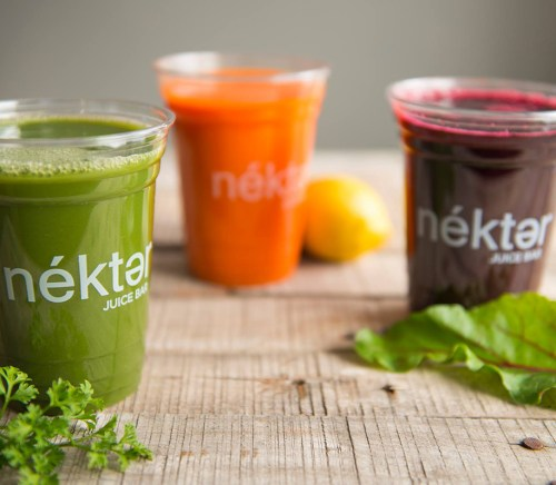 Nektar juices founder Alexis Schulze