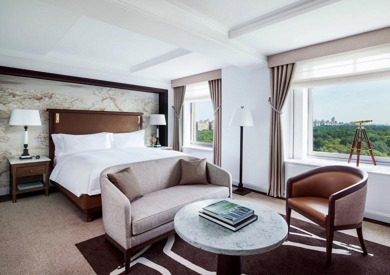 Ritz Carlton New York Luxury pet hotel