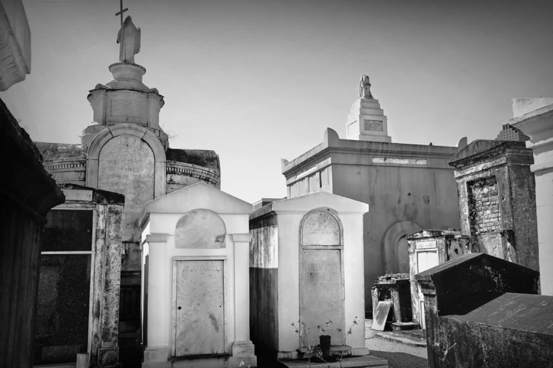 St Louis Cemetery New Orleans ghost tour