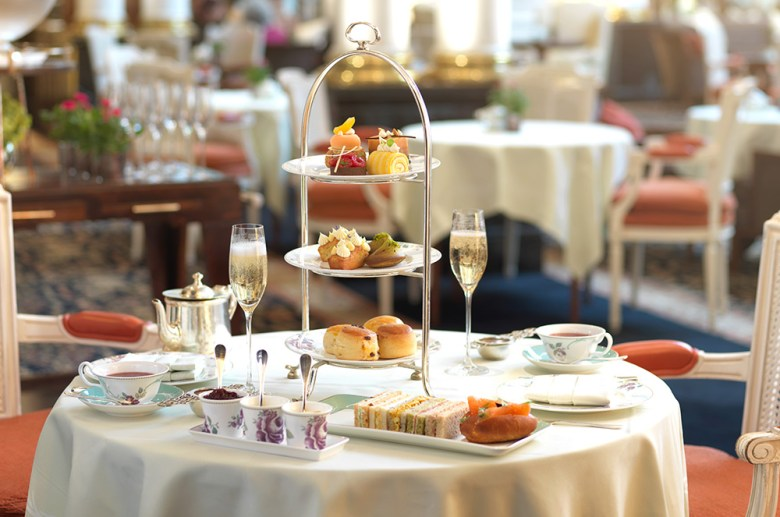 The Savoy Best place for high tea in London