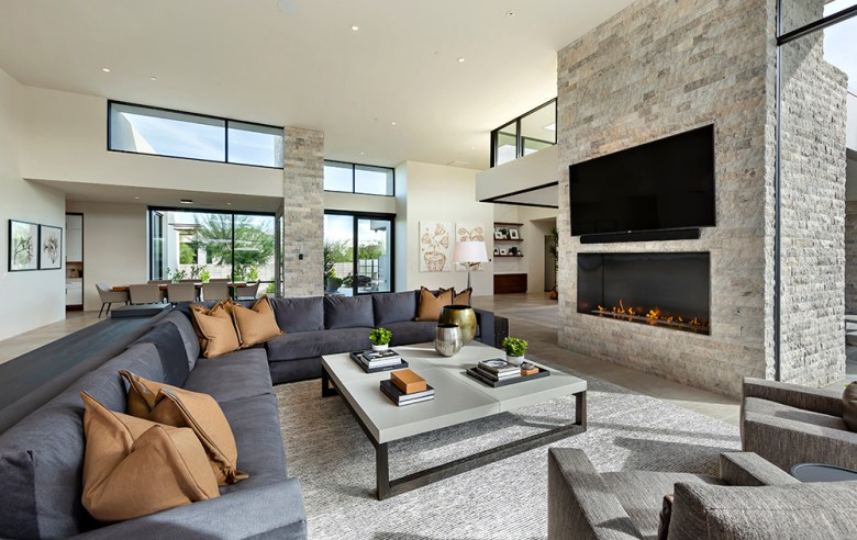 modern house design Claire Ownby design