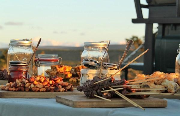 Kwandwe-luxury safari cuisine