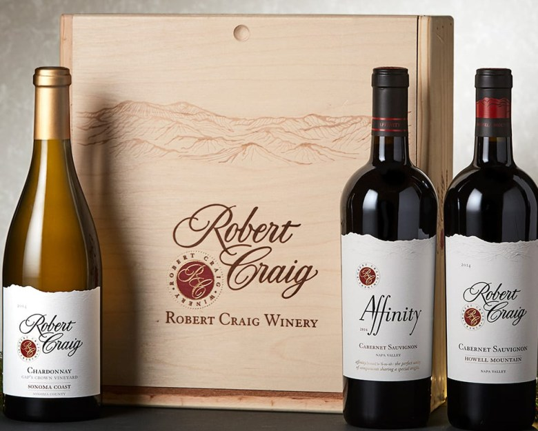 Robert Craig Winery Napa Valley