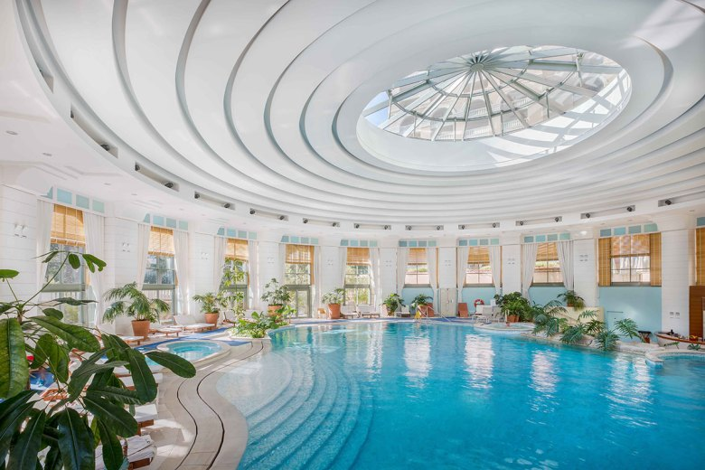 Thermes Marins Monte Carlo spa hotel