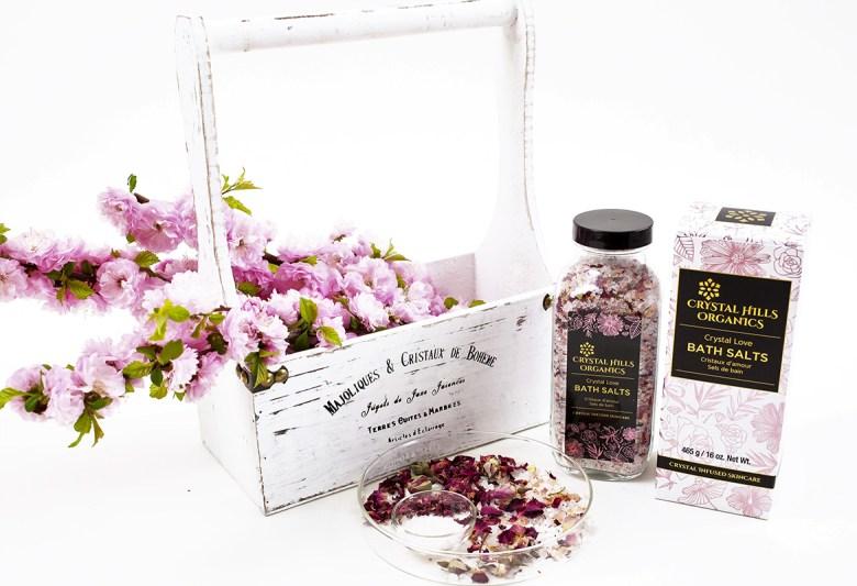 Crystal Hills natural beauty brands