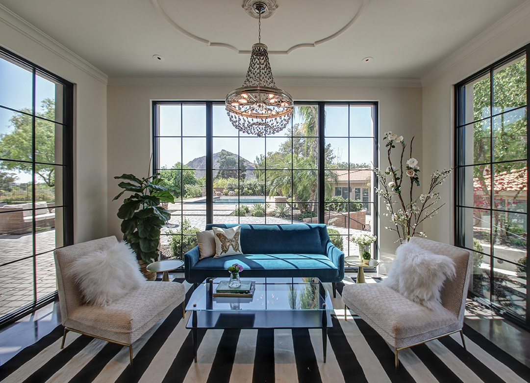 Earth and images interior design Scottsdale