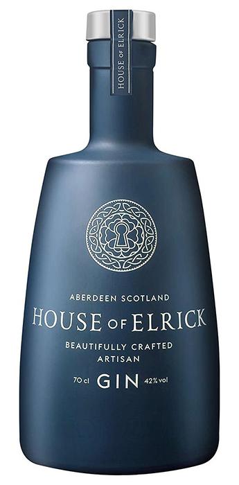 House of Elrick Scottish craft gin