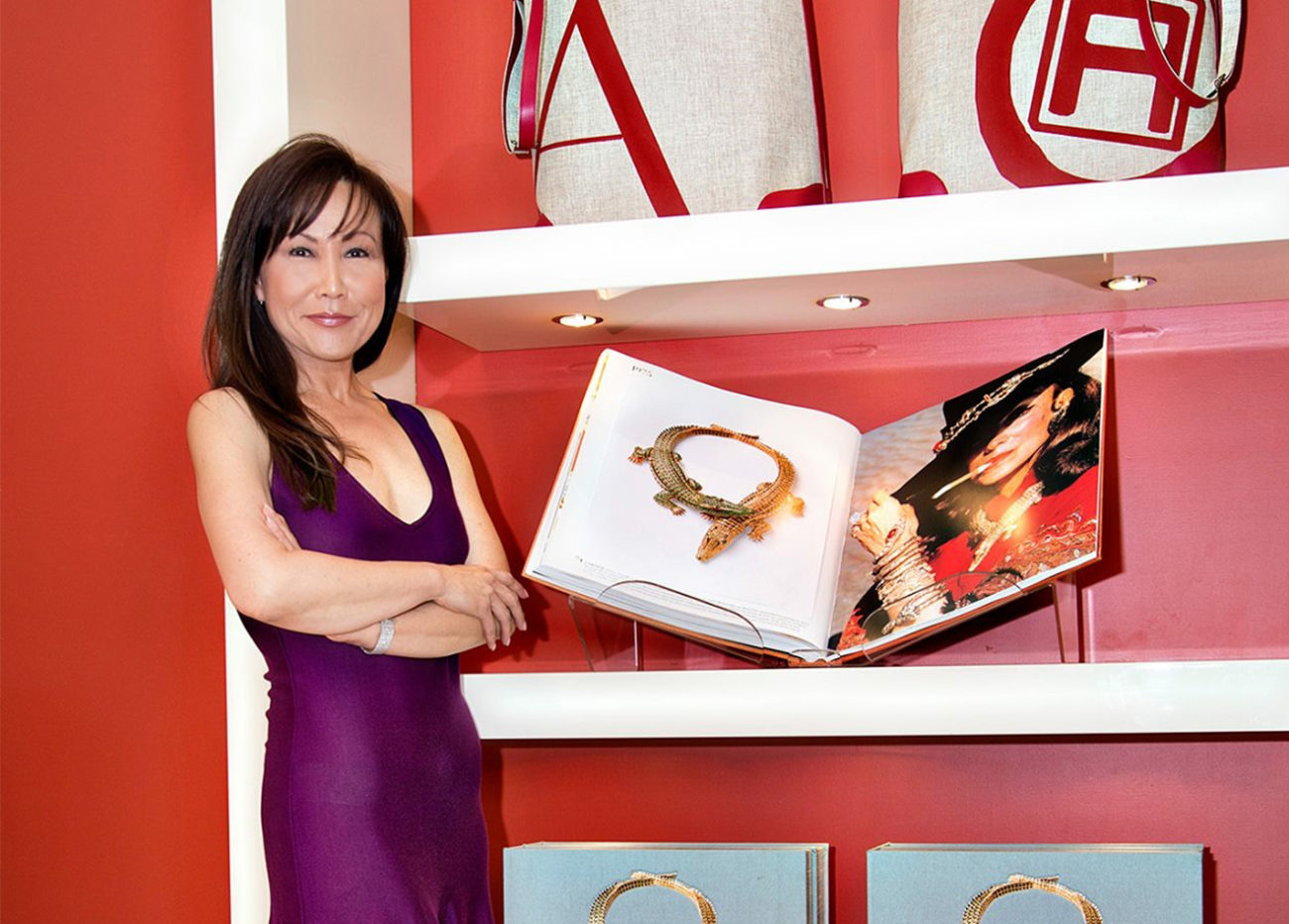 Suzan Lee luxury handbag designer
