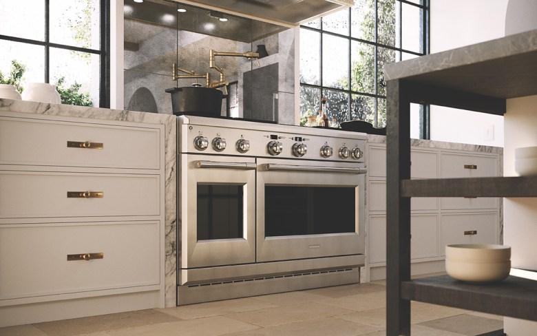 Monogram double oven luxury appliance