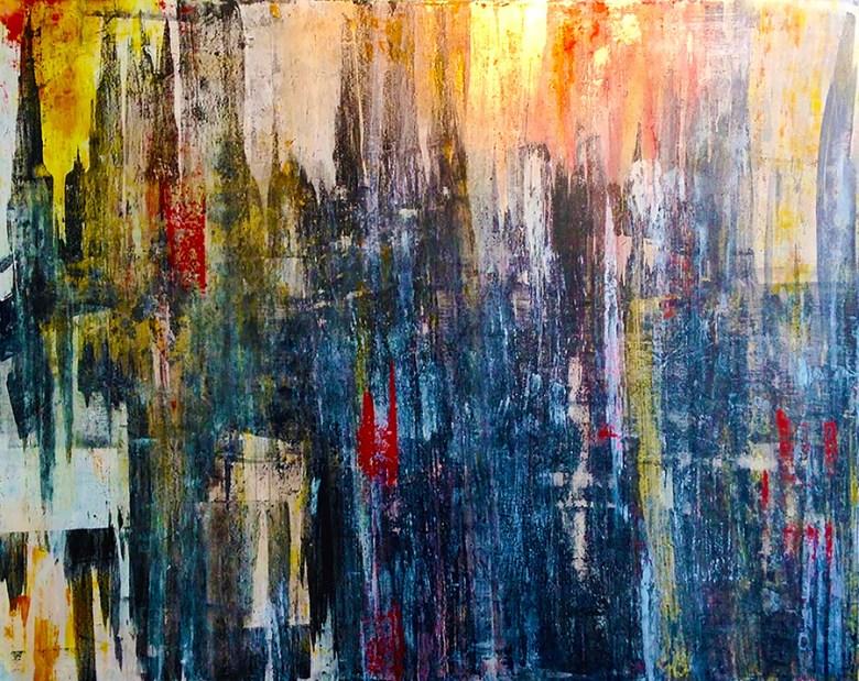 Scottsdale comtemporary art by Niki Woehler