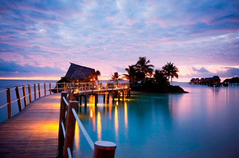 luxury fiji resorts for solo travellers