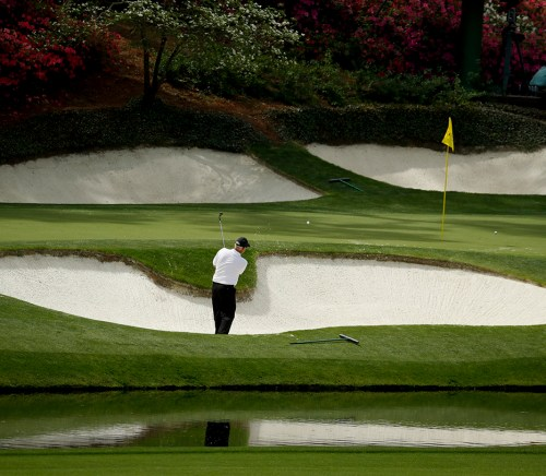 Hole 12 Augusta National best golf hole