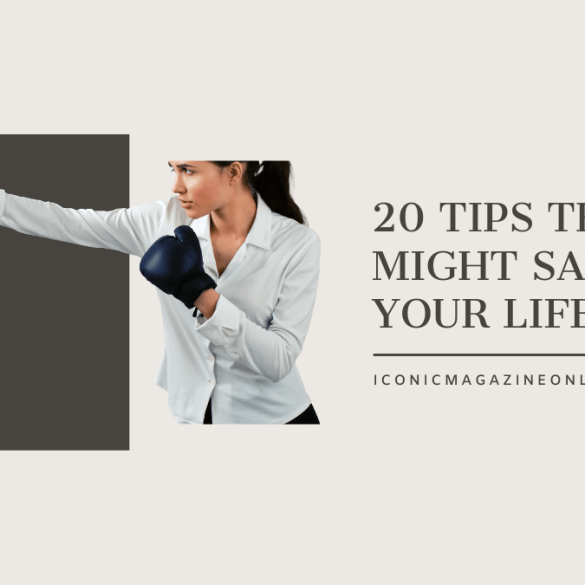 20 tips save life