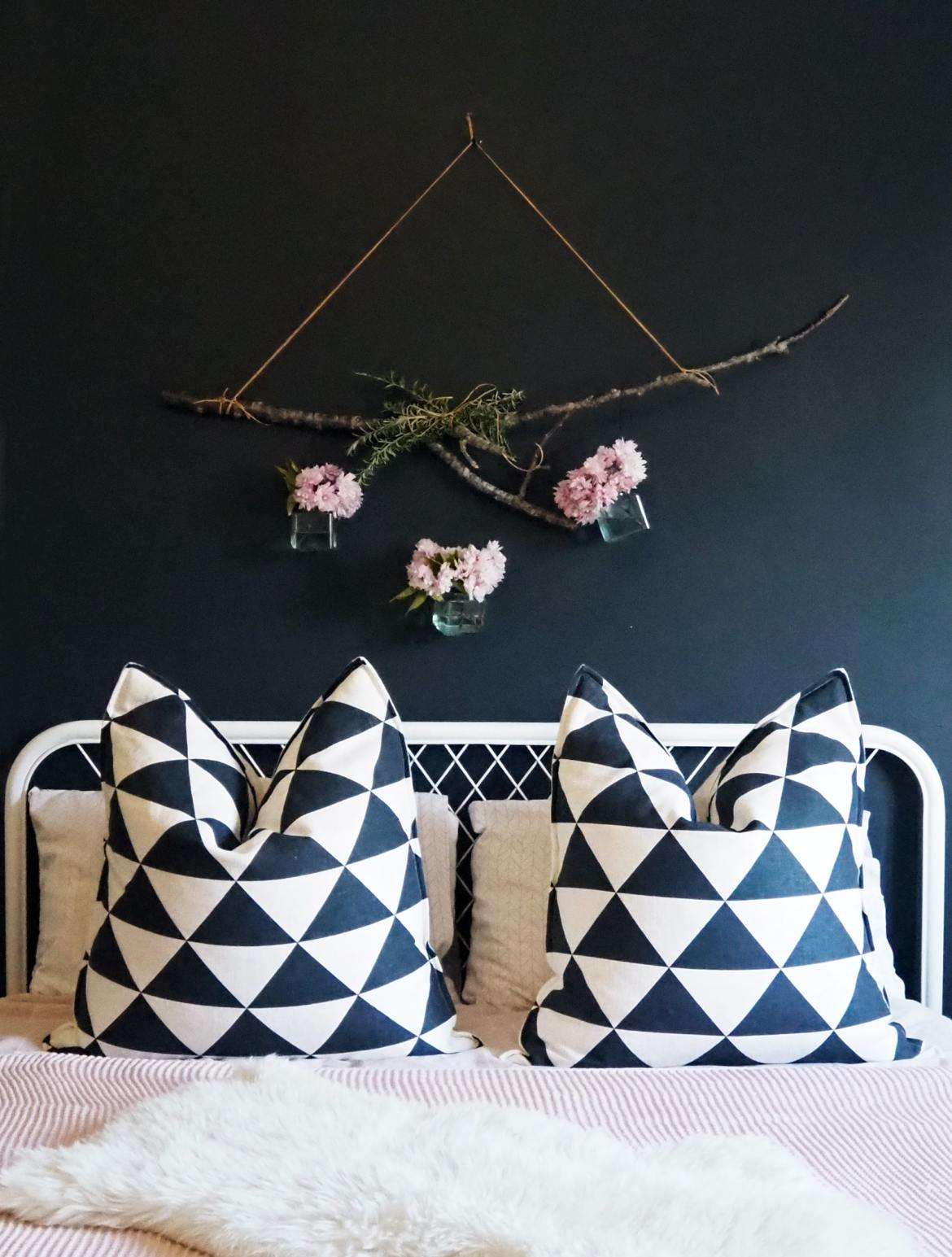 Black Furniture Home Decor Ideas