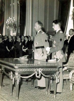 leopoldIII+Baudouin-abdication