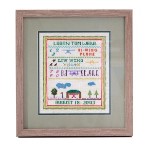 brown-frame-cross-stitch