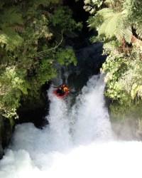 Polly Green, NZ Kayak champion