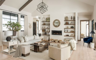 Named One of Montana's Top Interior Designers by Mountain Living