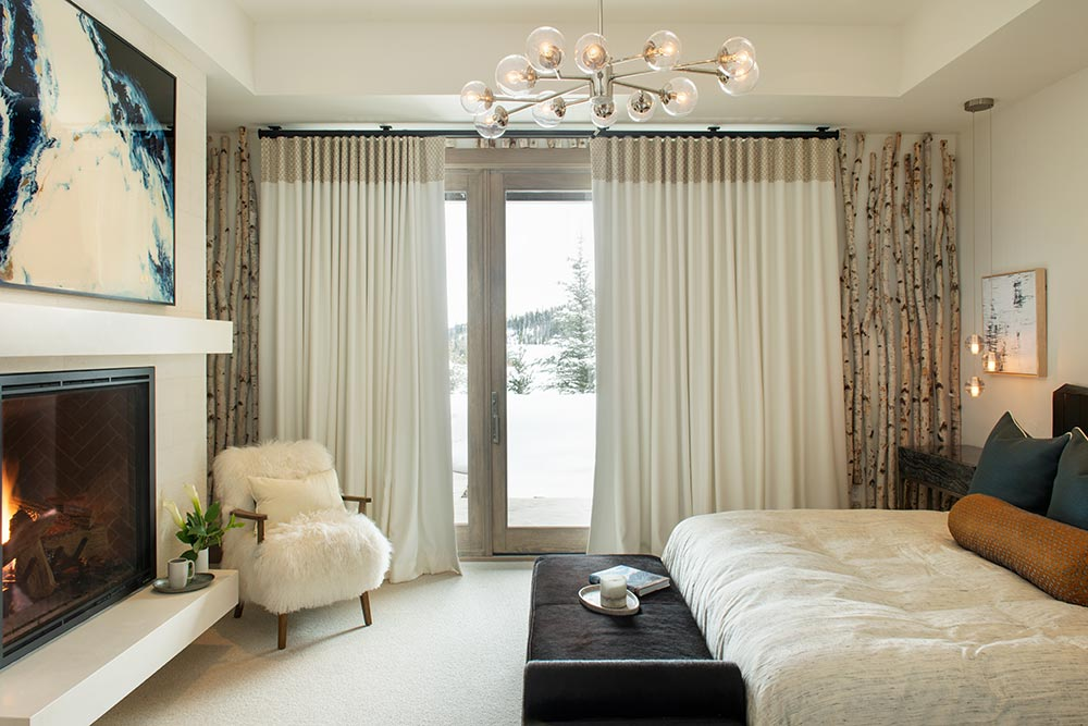 Icon Interiors Blackwater Project High End Bed Room