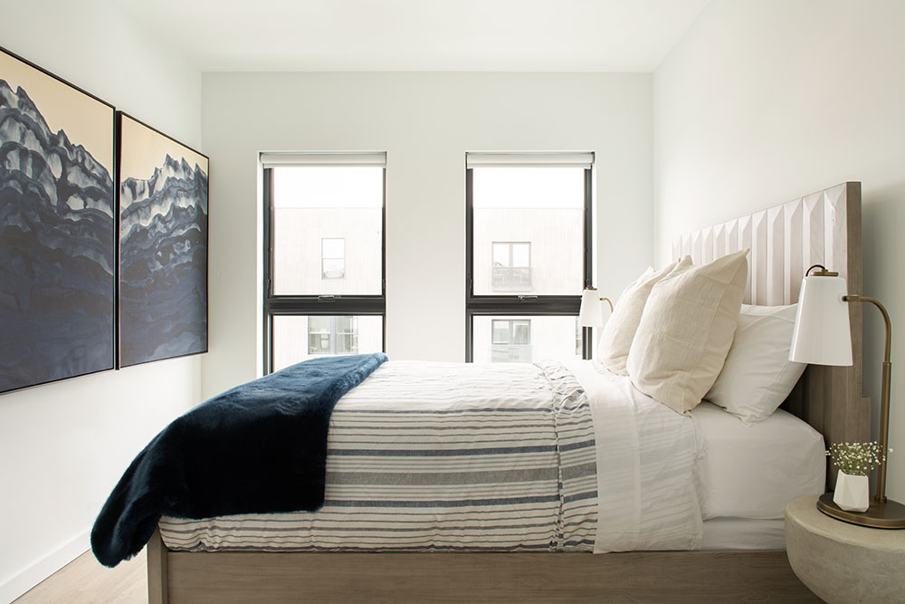 Cannery Flats Bedroom
