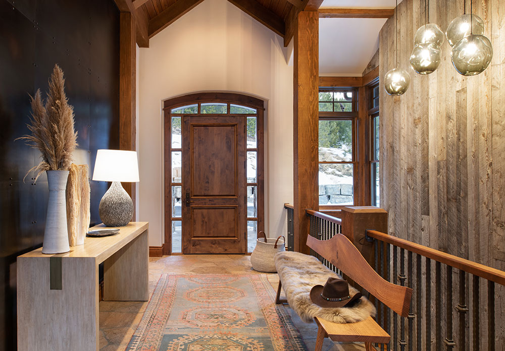 Southern Sky Entryway