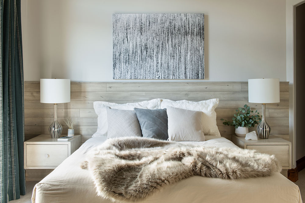 Southern Sky Guest Bedroom