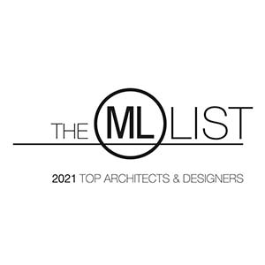 The ML List 2021 top Architects and Designers