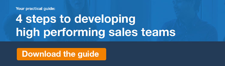 sales team guide