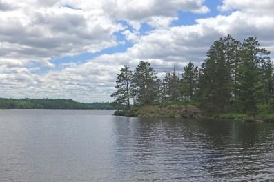 Listening Point on Burntside Lake