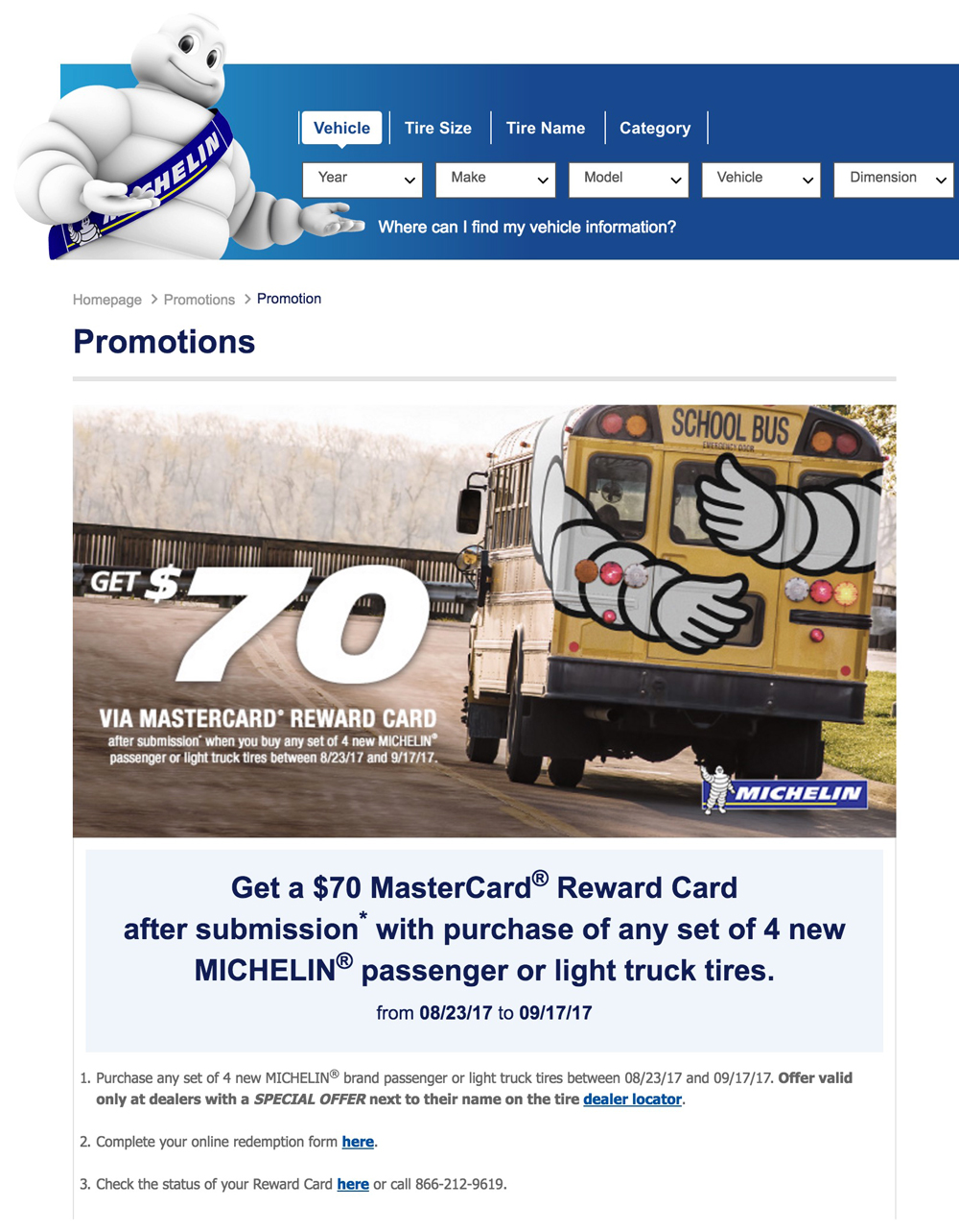 Why This MICHELIN® Tire Promo is Essentially a Scam - Connecting ...