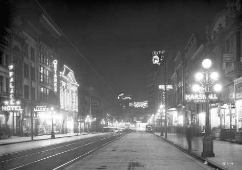 Hastings Street 1914